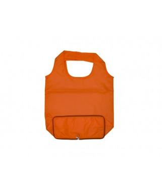 Foldable Nylon Bag _ Plain Color