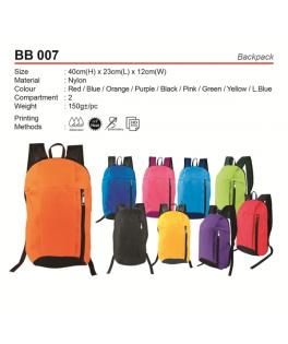 BB 007 Backpack