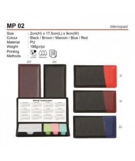 MP 02 MEMO PAD