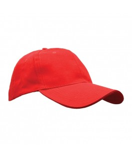 Single Color Sandwich Cotton Cap