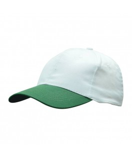 One Color Combination Cap