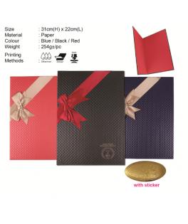 Ribbon A4 Certificate Holder