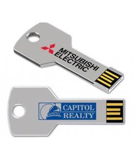 Key Shape USB Drive