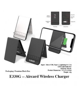 Aircard Wireless Charger
