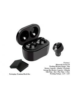 Twin Wireless Earpod/Earphone With Portable Charging Box