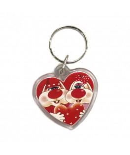 Arcylic Keychain (Love)