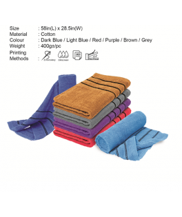 Cotton Bath Towel_03