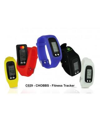 Fitness Tracker (CHOBBS)