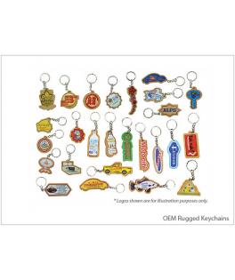 OEM Rugged Keychains