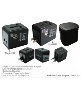 Exclusive Travel Adapter TA1